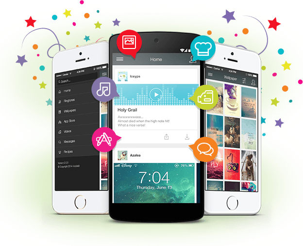 Free Android Apps, Games, Ringtones, Themes, Videos Download | mobile9